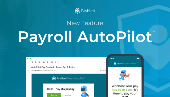 Payroll AutoPilot® | New Feature | News - Product Update