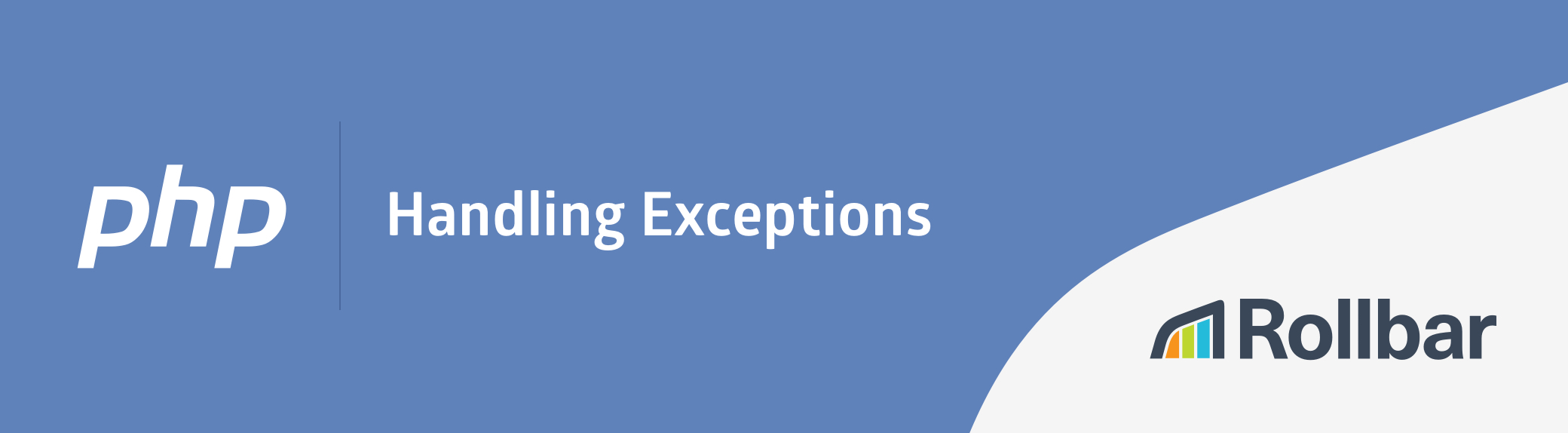PHP handling exceptions