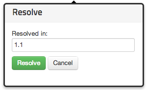 resolve-in-version-popup
