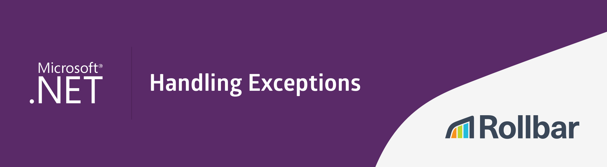 .NET handling exceptions