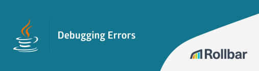 How to debug Java errors