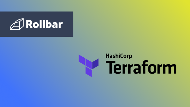Announcing the Rollbar Terraform Provider For Managing Rollbar Automatically