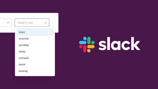 Introducing Interactive Slack Notifications