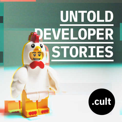 untold developer stories cover art