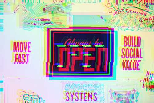 always be open