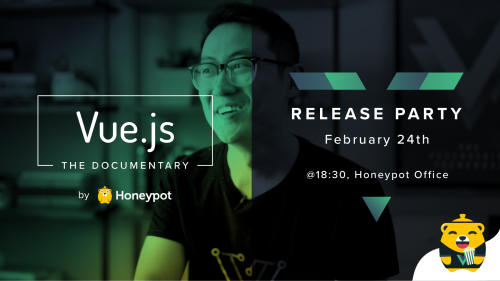 Vue.js Release Party