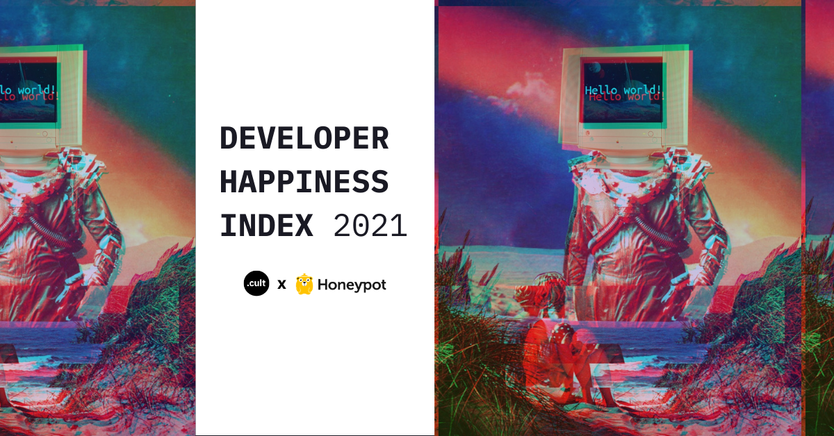 Developer Happiness Index 2021