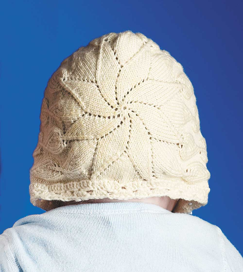 Amana-Star-Pattern-Knitted-Bonnet
