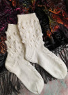 Lace Dancing Socks from Spain Image