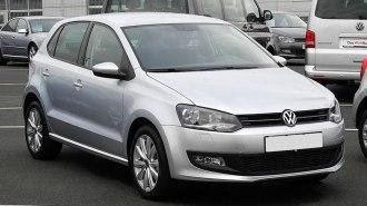affordable cars volksvan polo