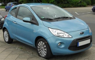 affordable cars for new drivers ford ka