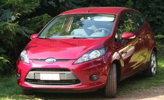 affordable cars for young drivers ford fiesta