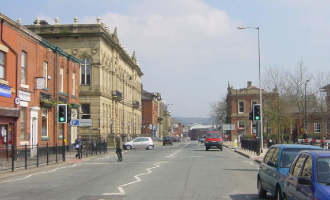 Driving Lessons in Oldham