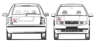 L-plates