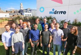 Team photo April 2018-Midrive