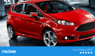 top 5 best cars learner drivers ford fiesta 3