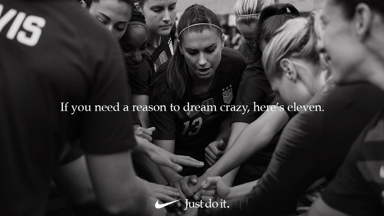 Nike Dream Crazy Wieden Kennedy