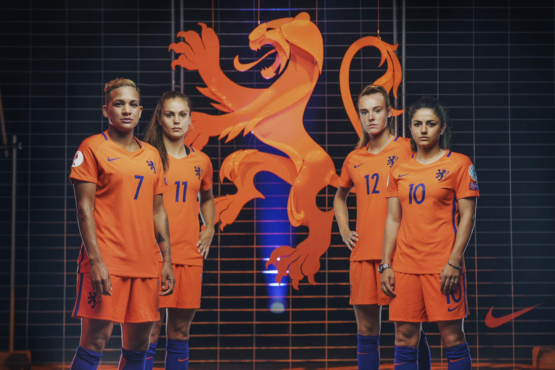 Nike : They Call Us Leeuwinnen