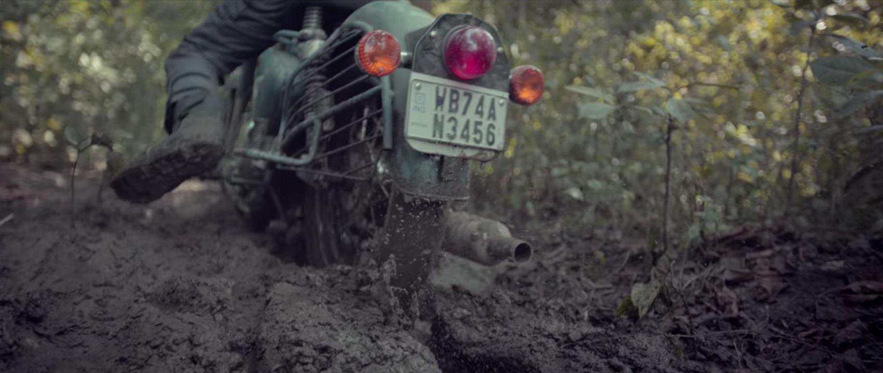 Royal Enfield: All Weather. All Terrain Gear