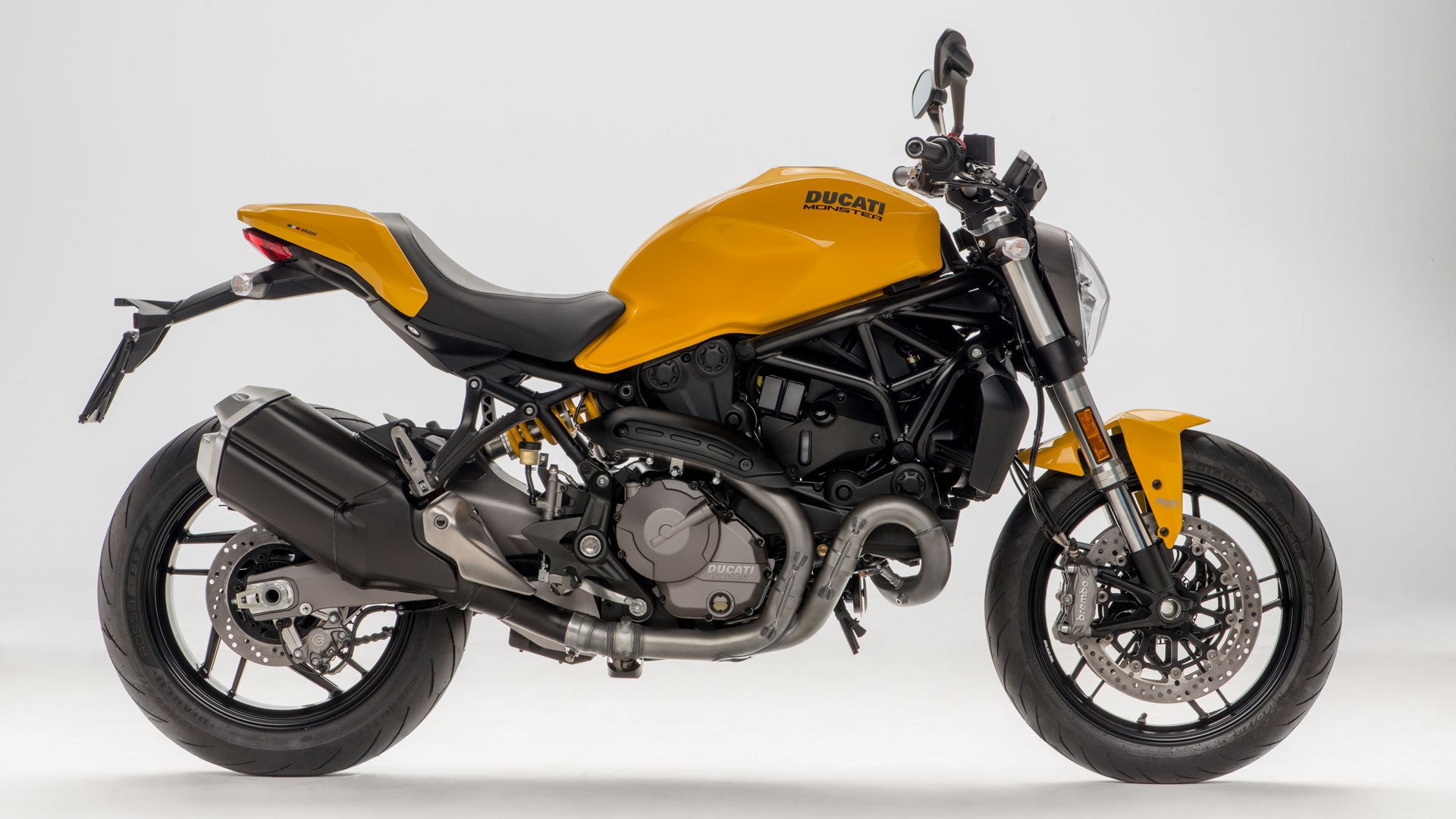 Ducati Monster 821 >> Ducati Monster 821 Naked Motorcycles By Ducati