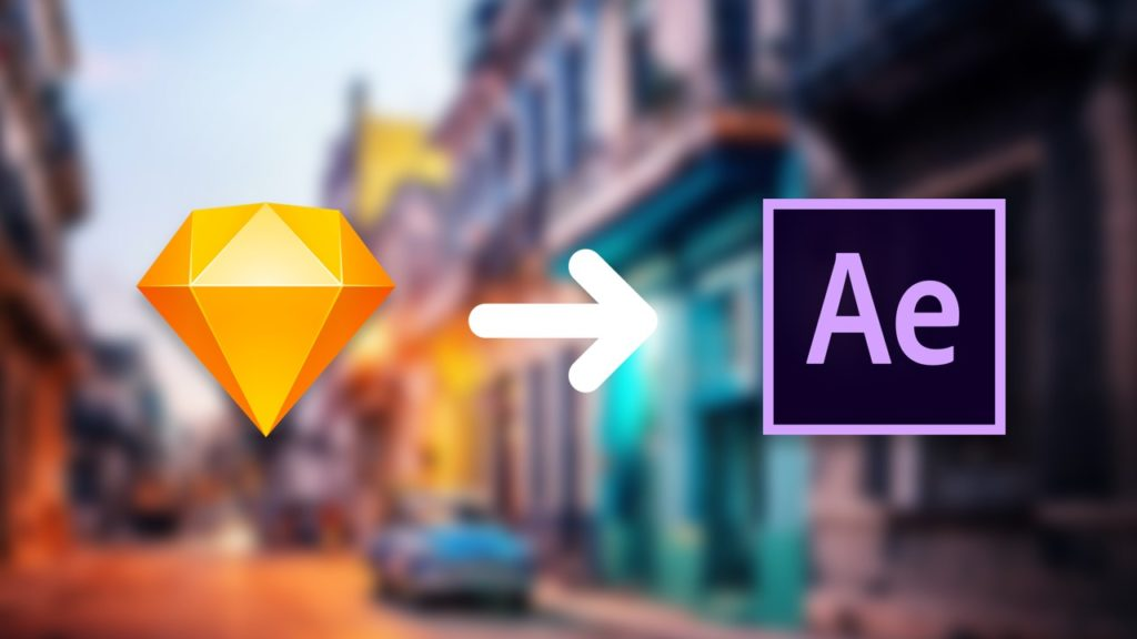 Sketch to After Effects Animation