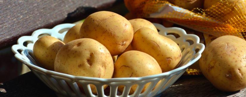Przechowywanie ziemniaków trik