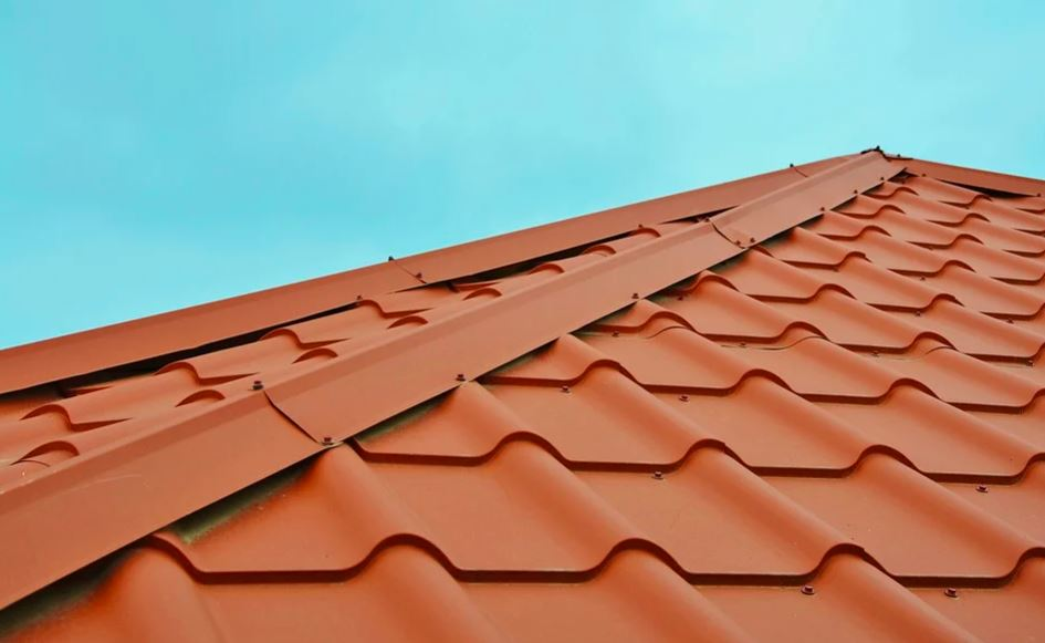 Dach z wiązarów