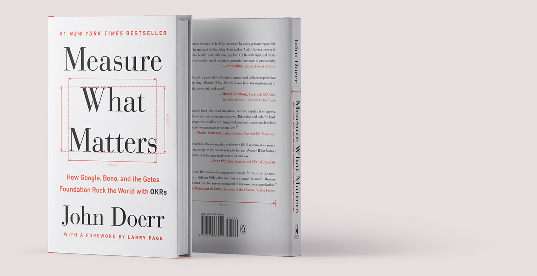 The Book Measure What Matters