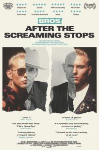 After The Screaming Stops Recent Credits Poster