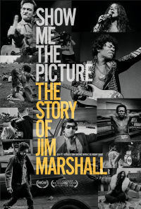 Show Me The Picture - The Story of Jim Marshall Credits Poster