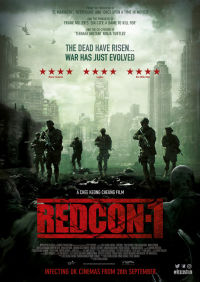 Redcon-1 Recent Credits Poster