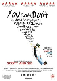 Scott and Sid Recent Credits Poster