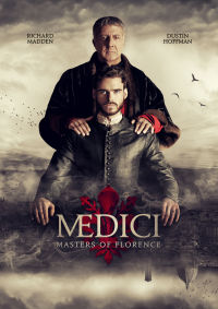 Medici - Masters of Florence Credits Poster
