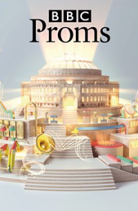 The BBC Proms Recent Credits Poster