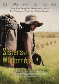 Sisters of the Wilderness Credits Poster