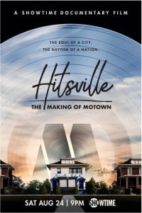 Hitsville - The Making of Motown Recent Credits Poster