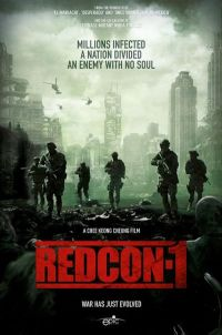 Redcon-1 Credits Poster