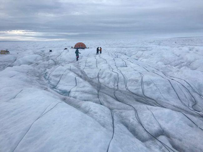 Greenland Glacier 2019