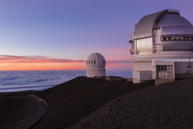 Mauna Kea Telescopes - Shutterstock
