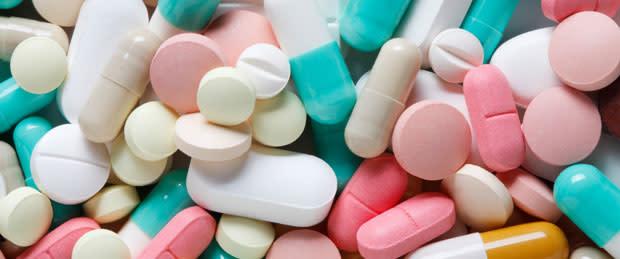 Pills - iStockPhoto