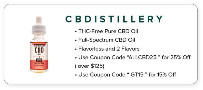 cbdistillery cbd oil anxiety