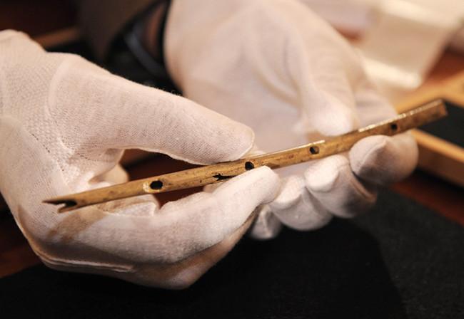Ancient bone flute