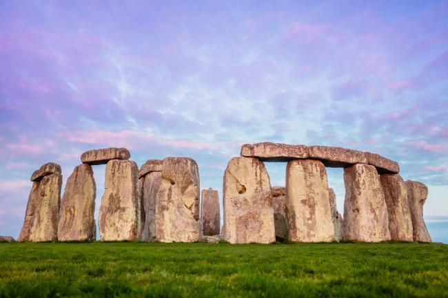 Stonehenge - Shutterstock