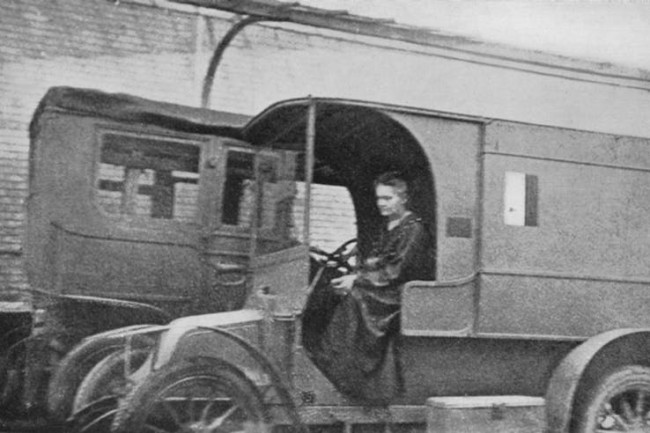 Marie Curie 1917