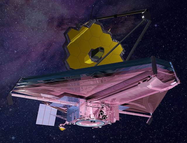James Webb Space Telescope - Northrup Gruman