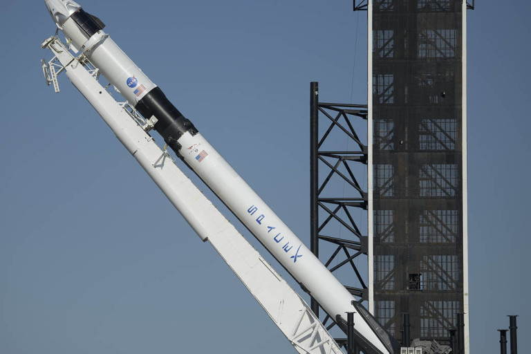 What to Know Before the Historic Launch of SpaceX's Crew Dragon