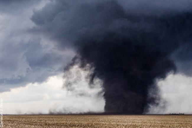 Washburn Tornado 2017 - Wikimedia