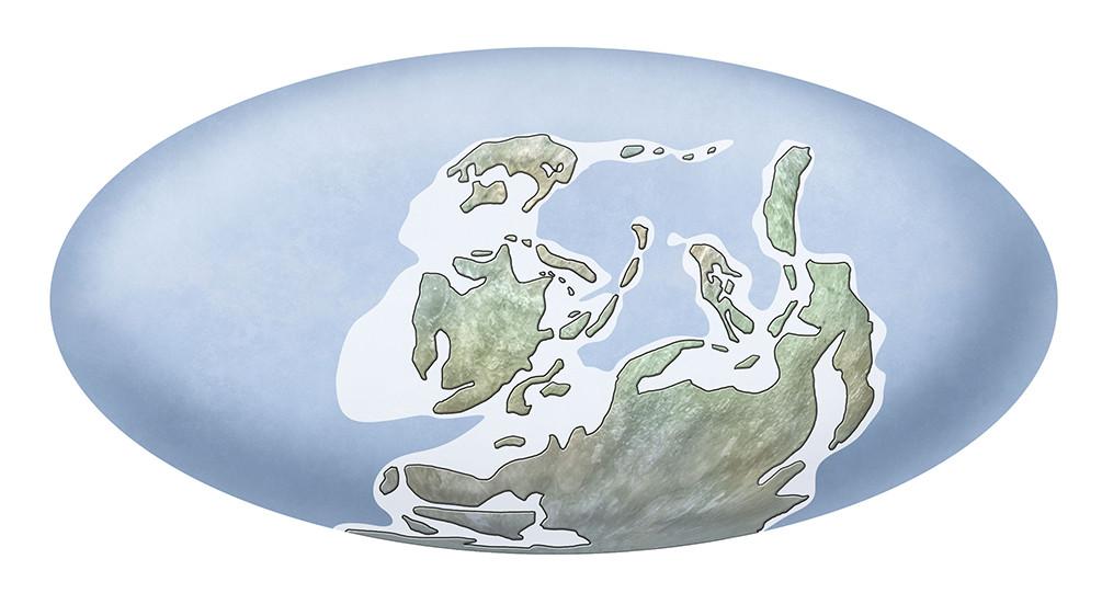 Gondwana supercontinent