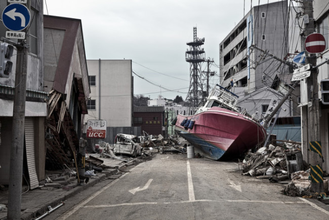 fukushima aftermath