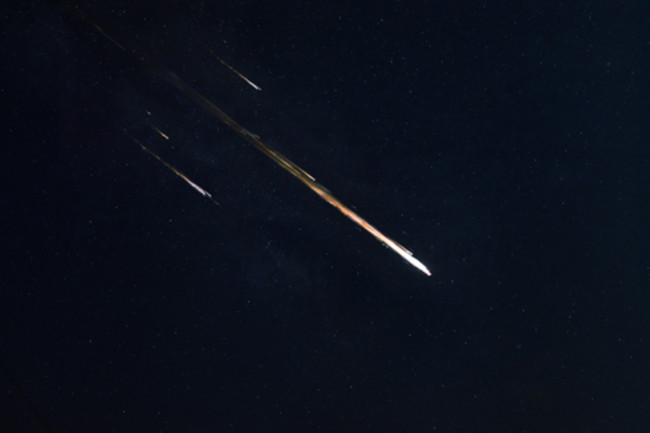 meteor fireball